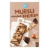 Albert Heijn Mueslireep chocolade