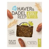 Albert Heijn Haver & dadelreep appel