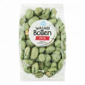 Albert Heijn Wasabi snacks