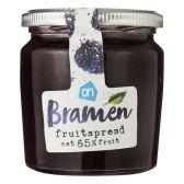 Albert Heijn Blackberry fruit spread