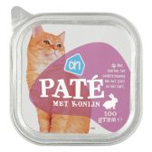 Albert Heijn Alu rabit pate for cats (only available within Europe)