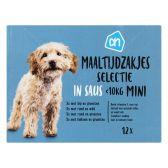 Albert Heijn Maaltijdzak in saus mini (alleen beschikbaar binnen Europa)