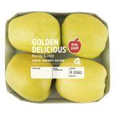 Albert Heijn Golden Delicious apple (at your own risk)