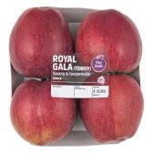 Albert Heijn Royal Gala apple (at your own risk)