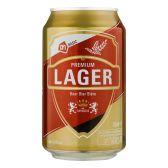 Albert Heijn Basic premium lager beer small