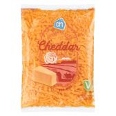 Albert Heijn Grated cheddar (at your own risk)