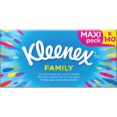 Kleenex Familie maxi pack zakdoekjes