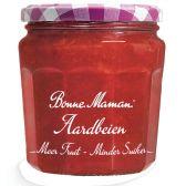 Bonne Maman More fruit less sugar strawberry marmelade