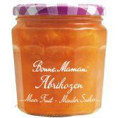 Bonne Maman More fruit less sugar apricots marmelade