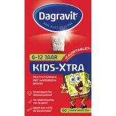 Dagravit Multivitaminen kind aardbei (vanaf 6 tot 12 jaar)
