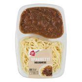 Albert Heijn Basic spaghetti bolognese (alleen beschikbaar binnen Europa)