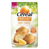 Cereal Suikerbewust mini cake citroen