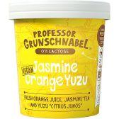 Professor Grunschnabel Natural vegetal ice Jasmine orange yuzu (alleen beschikbaar binnen Europa)