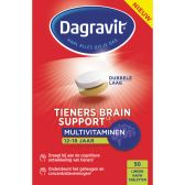 Dagravit Multivitamine tieners brain support
