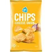 Albert Heijn Chips cheese onion