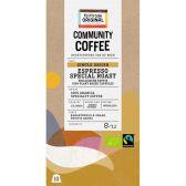 Fair Trade Original Espresso single origin cupjes