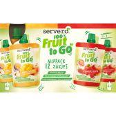 Servero 100% Fruit to go mixpack mango therapie