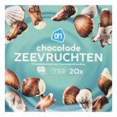 Albert Heijn Basic chocolate seafruit