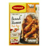 Maggi Fry steaming chicken piri piri kip seasoning mix