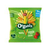 Organix Veggie vegetable sticks (from 7 months)