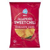 Albert Heijn Robuuste chips Jalepeno & sweet chili