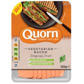 Quorn Vegetarian bacon (at your own risk, no refunds applicable)