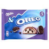 Milka Oreo chocolate bars 5-pack