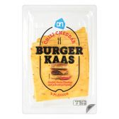 Albert Heijn Burgerkaas hot chili plak (voor uw eigen risico)