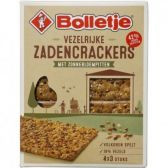 Bolletje Seed crackers with sunflower seeds