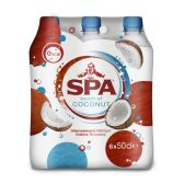 Spa Touch of coconut 6-pack
