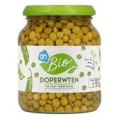 Albert Heijn Organic extra fine green peas