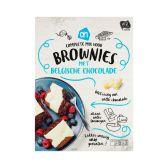 Albert Heijn Complete mix voor brownies witte chocola