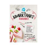 Albert Heijn Mix voor kwarktaart aardbeien
