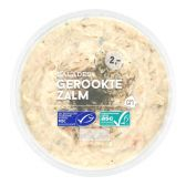 Albert Heijn Fresh smoked salmon salad (only available within Europe)