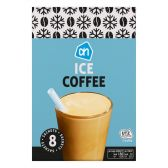 Albert Heijn Ice coffee oploskoffie