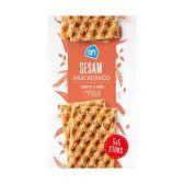 Albert Heijn Sesame crisp bread