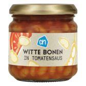 Albert Heijn White beans in tomato sauce small