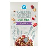Albert Heijn Krokante muesli stevia bosvruchten
