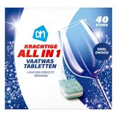 Albert Heijn All in 1 dishwasher maching tabs extra strong