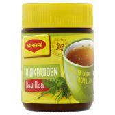 Maggi Vegetarian garden herbs drinking stock