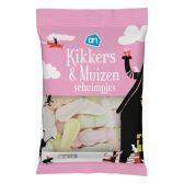 Albert Heijn Kikkers en muizen schuimpjes