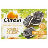Cereal Double delight cookies less sugar