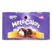 Milka Melocakes biscuits with cream and chocolate