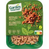 Garden Gourmet Vegetarische spekreepjes (alleen beschikbaar binnen Europa)
