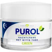 Purol Green night cream