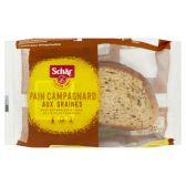 Schar Gluten free multigrain country bread