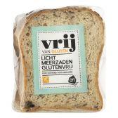 Albert Heijn Glutenvrij licht meerzaden (voor uw eigen risico)
