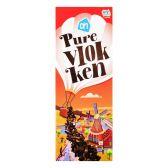 Albert Heijn Pure chocolade vlokken