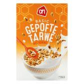 Albert Heijn Basic gepofte tarwe met honing