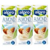 Alpro Drinks original coconut 3-pack